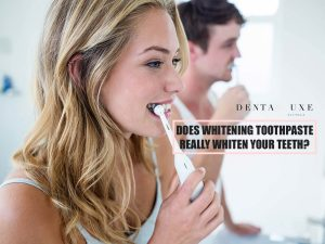 Does Whitening Toothpaste Really Whiten Your Teeth?