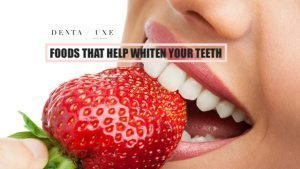 Foods That Help Whiten Your Teeth