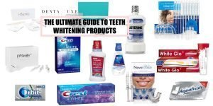 The Ultimate Guide To Teeth Whitening Products