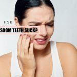 health people Dental and lifestyle concept - Teeth Problem. Woman Feeling Tooth Pain. Closeup Of Beautiful Sad Girl Suffering From Strong Tooth Pain. Attractive Female Feeling Painful Toothache