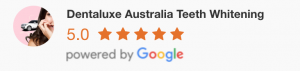 Dentaluxe Teeth Whitening Google Reviews