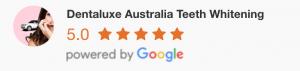 Dentaluxe Teeth Whitening Google Reviews
